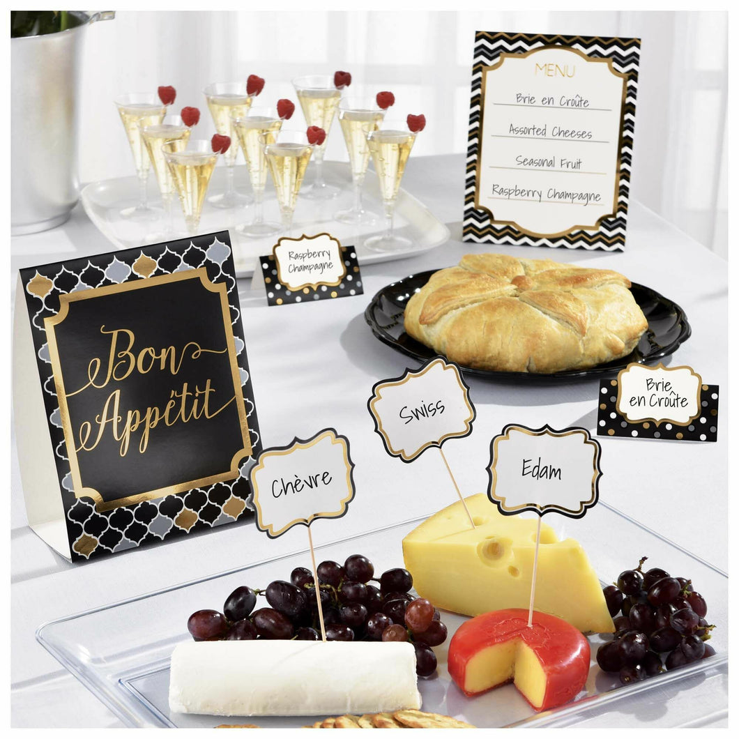 Buffet Decorating Kit