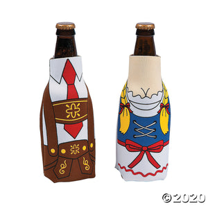 Oktoberfest Bottle Sleeves