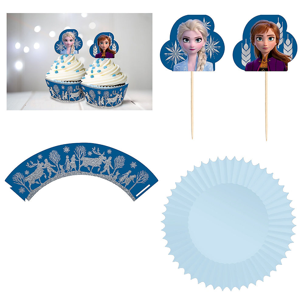Frozen Cupcake Kit