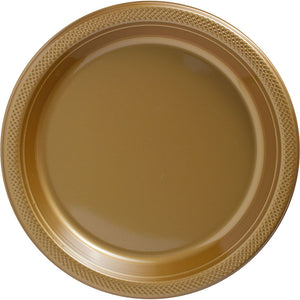 Plastic Dinner Plates 20ct