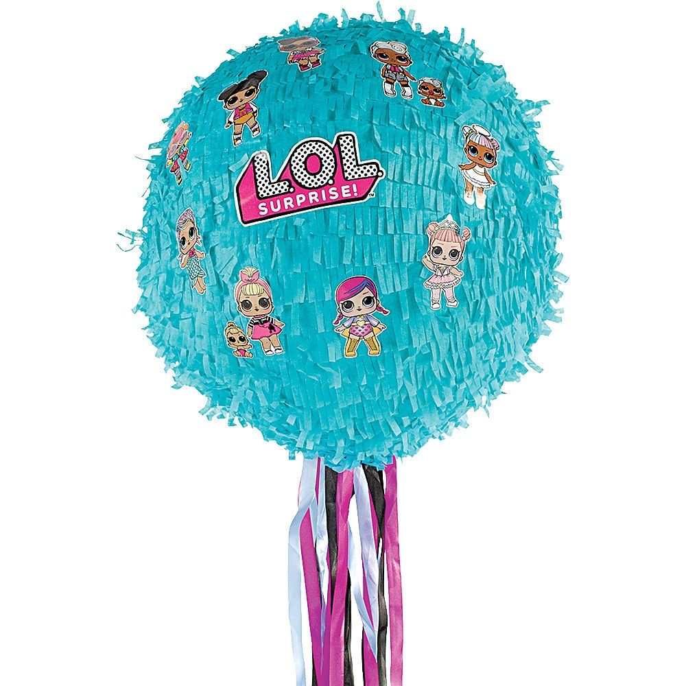 Pull String L.O.L Surprise! Pinata Ball