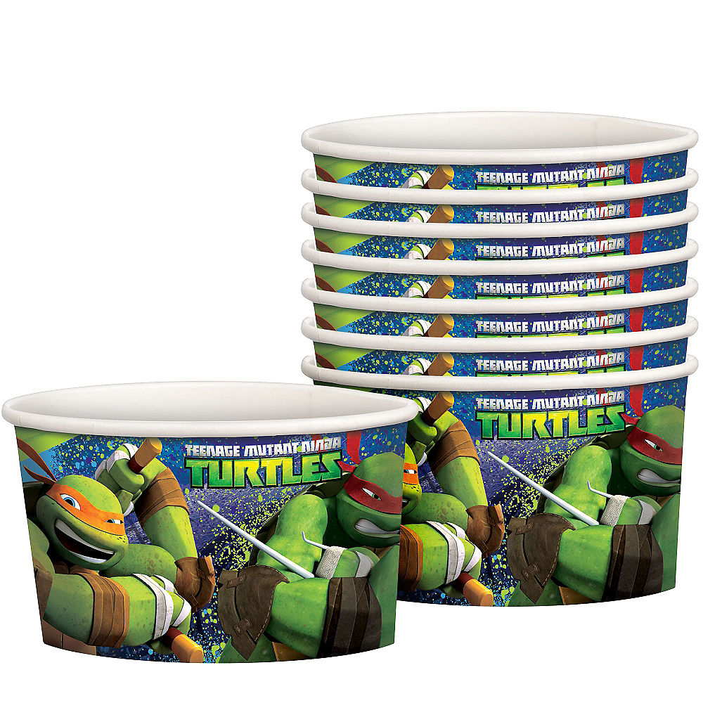 Teenage Mutant Ninja Turtles Treat Cups