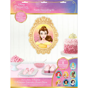 Disney Princesses Frame Decorating Kit
