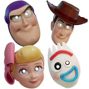 Toy Story Paper Masks