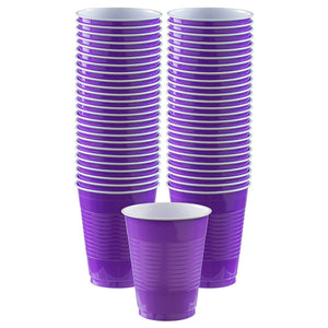 Value Pack Plastic Party Cups