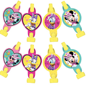 Minnie Mouse Blowouts