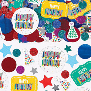 Here's to You Birthday Tableware Pattern