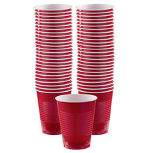 Load image into Gallery viewer, Value Pack Plastic Party Cups