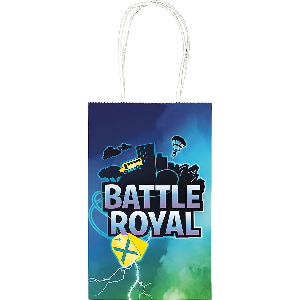Battle Royal Kraft Bags