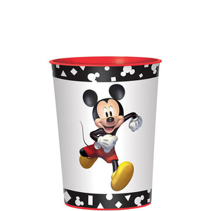 Mickey Mouse Plastic Favor Cup