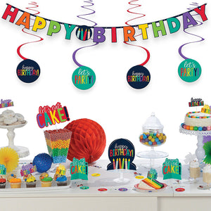 Birthday Decorating Kit