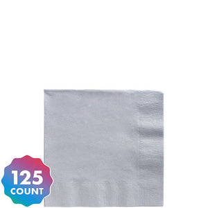 Party Pack Beverage Napkins 125ct