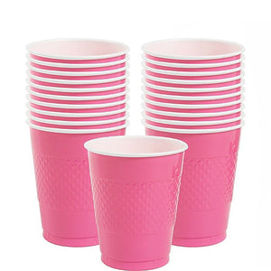 16oz Plastic Cups 20ct
