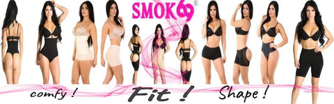 Smok69™Body Shaper & Body Wear Butt Lifters Waist Cincher Girdle