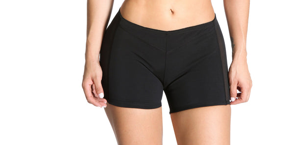 Smok69 Smok69 Sculpting Shapewear Butt Lifting Boy Shorts Black  - 2