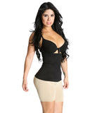 Smok69 Hourglass Seamless Waist Shaper Available in Black Smok69 Bodyshapers  - 5