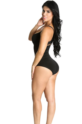 Smok69 Smok69 High Waist Bikini Back Full Body Shaper Available in Black  - 1