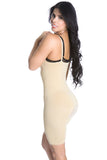 Smok69 Smok69 Mid-Thigh Full Strappy Body Shaper Available in Black and Nude  - 13