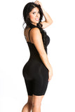 Smok69 Smok69 Mid-Thigh Full Strappy Body Shaper Available in Black and Nude  - 24