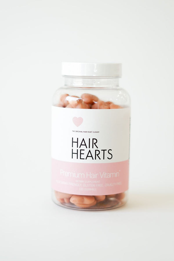 Hair Hearts 2/Mois