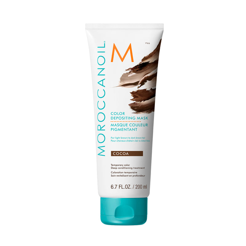 Moroccanoil Color deposit mask cocao