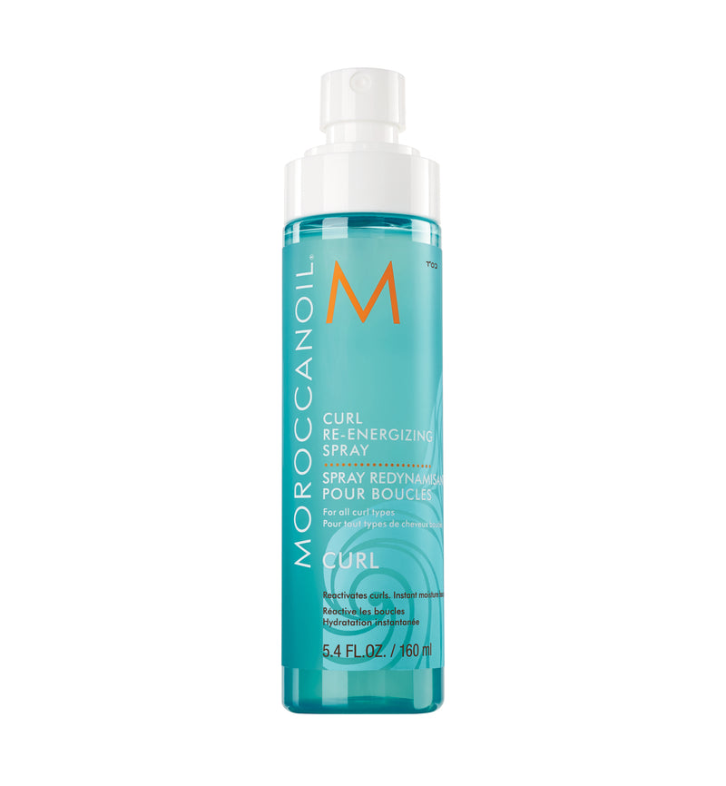 Moroccanoil Curl: Curl Re-Energizing Spray