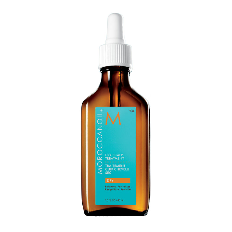 Moroccanoil Balance: Dry Scalp Treatment