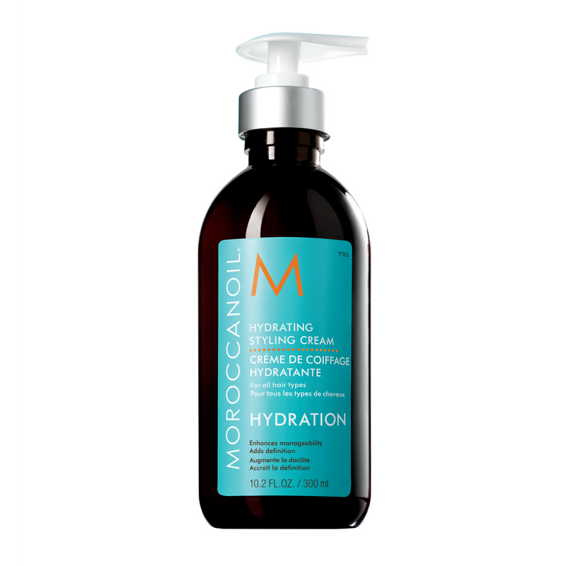 Moroccanoil Hydration: Hydrating Styling Cream