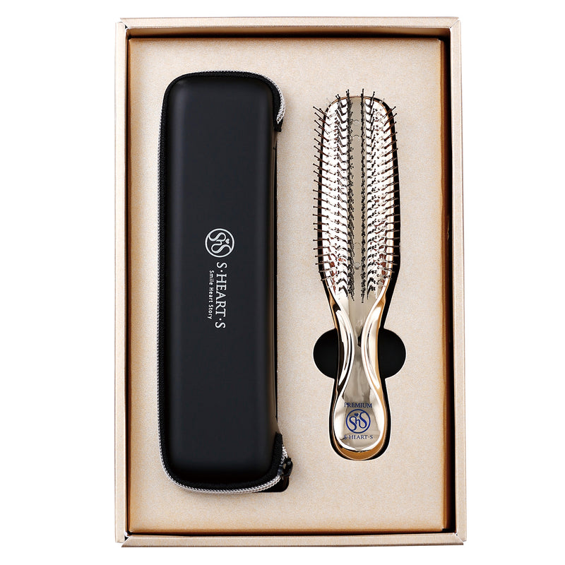 Tokio Scalp Brush Premium Box Long