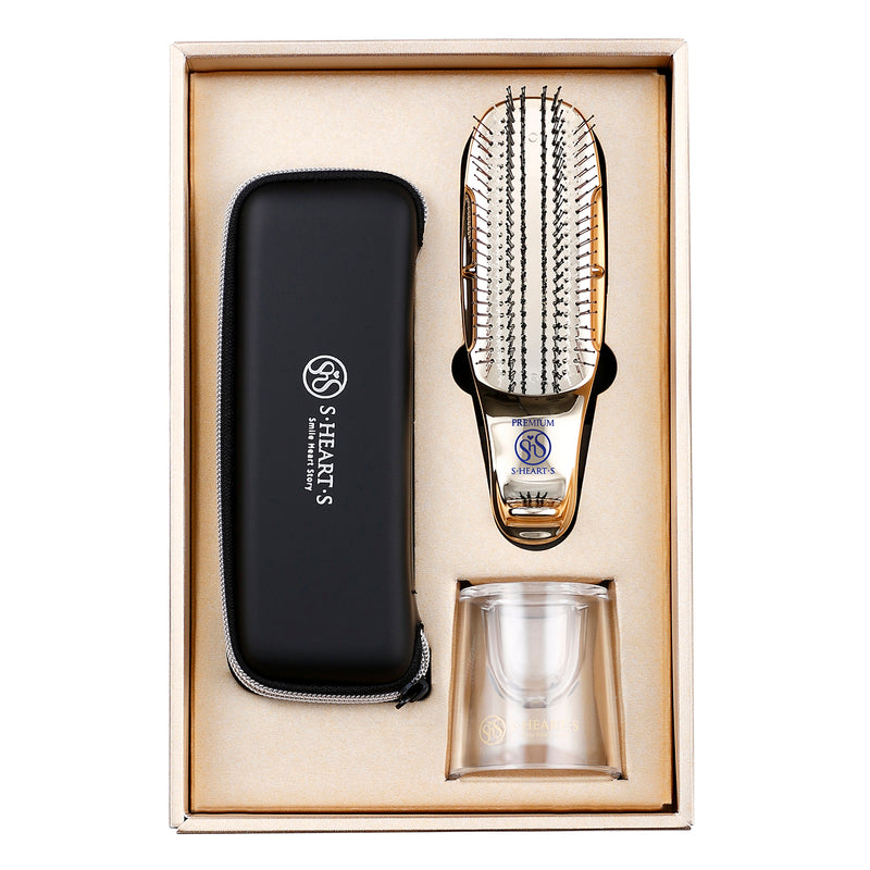 Tokio Scalp Brush Premium Box Short