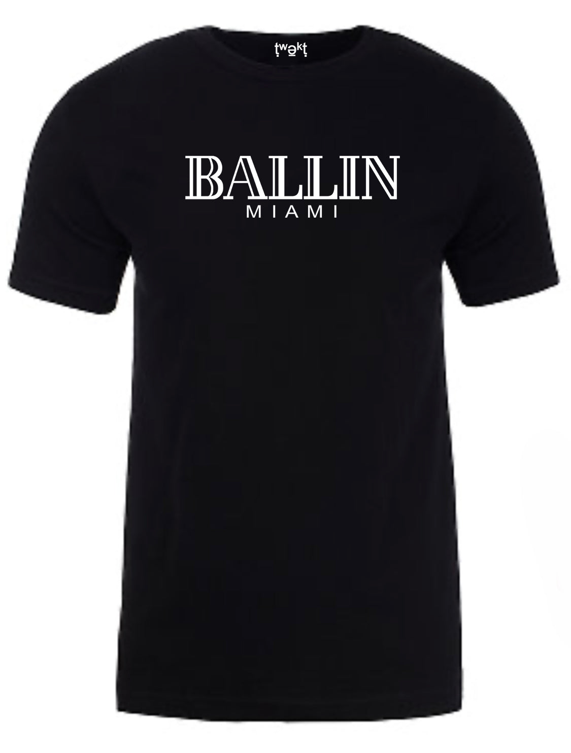 Ballin Miami Men T-shirt