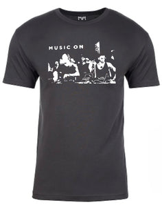 Booth Men T-shirt