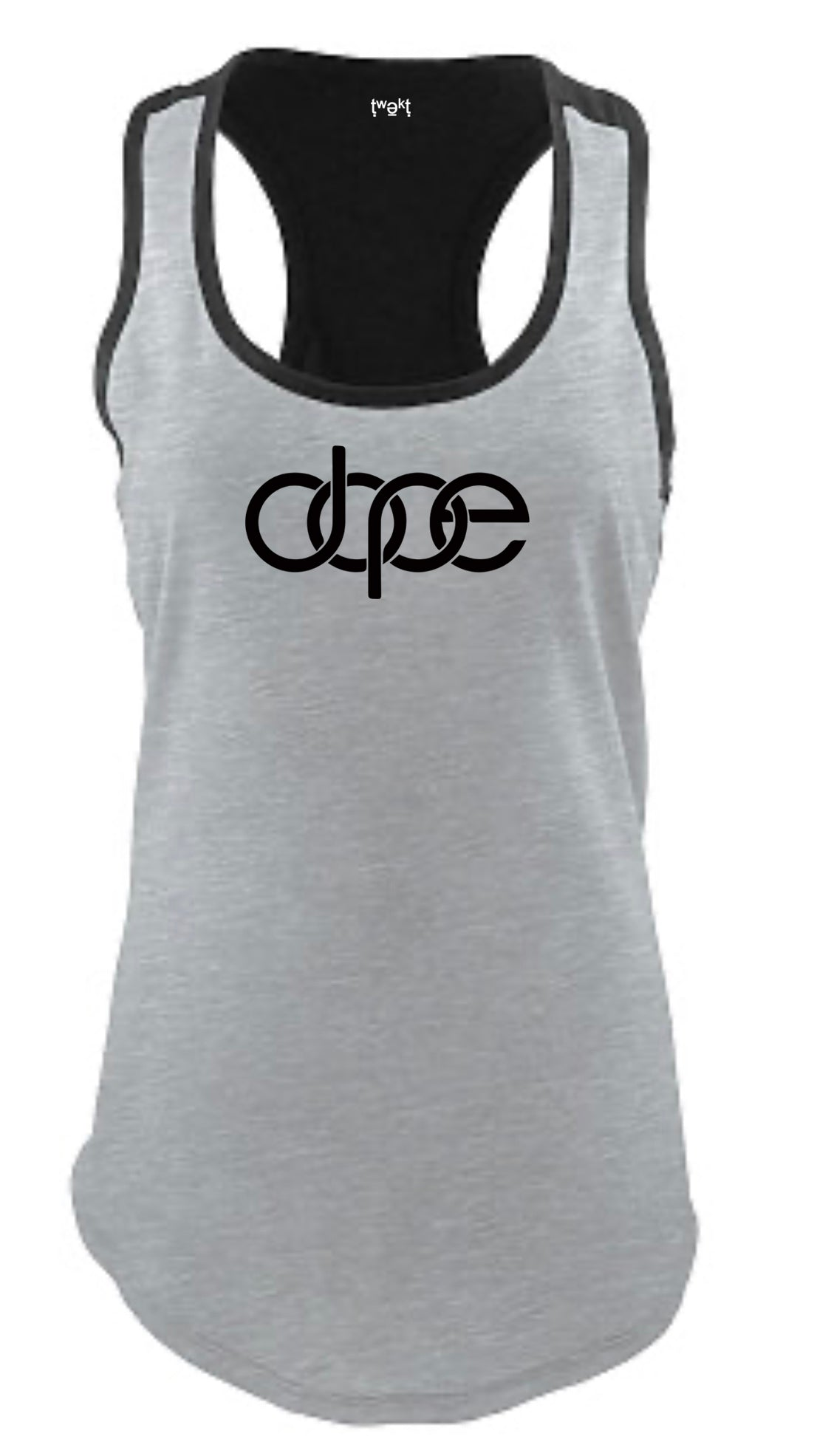 Dope Women 2 Color Racerback