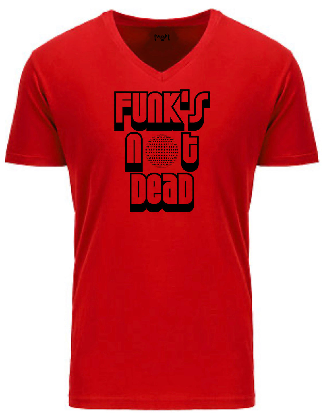 Funk's Not Men V-neck