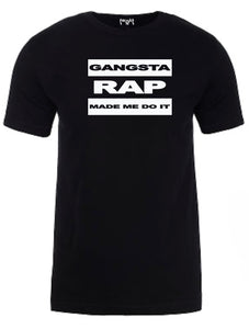 Gangsta Men T-shirt