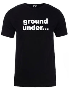 Ground Under Men T-shirt
