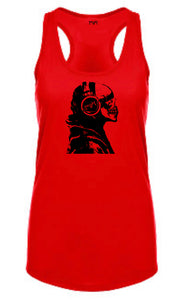 Grin to Music Women Racerback