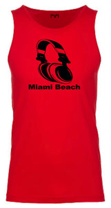 Headphones MB Men Tank Top