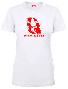 Headphones MB Women T-shirt