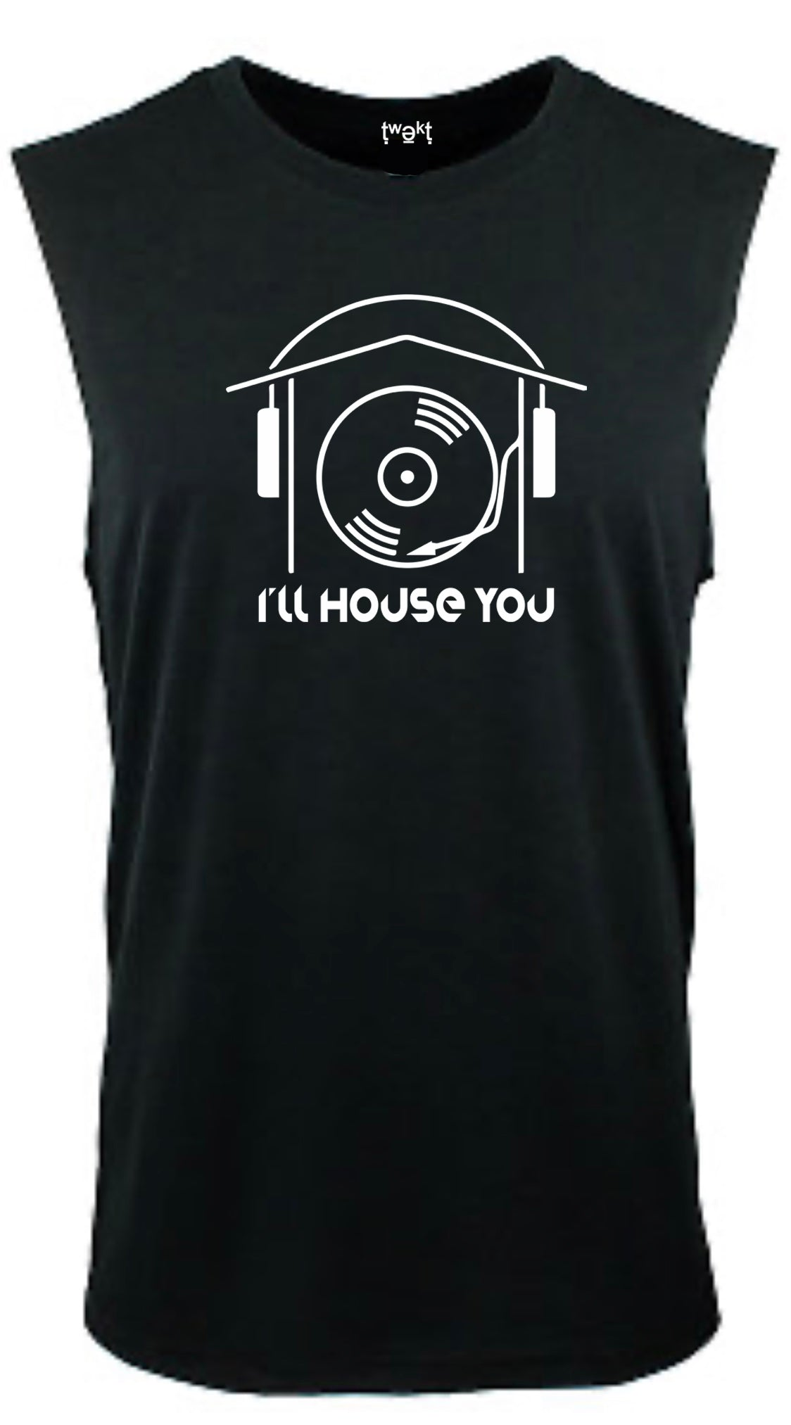I'll House You Men Muscle T-shirt