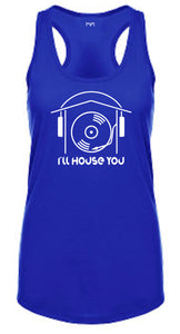 I'll House You Women Racerback