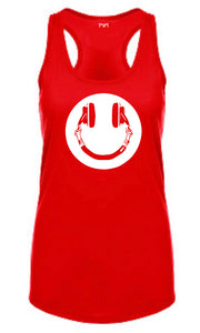 Smiley Women Racerback
