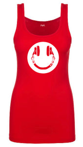 Smiley Women Tank Top