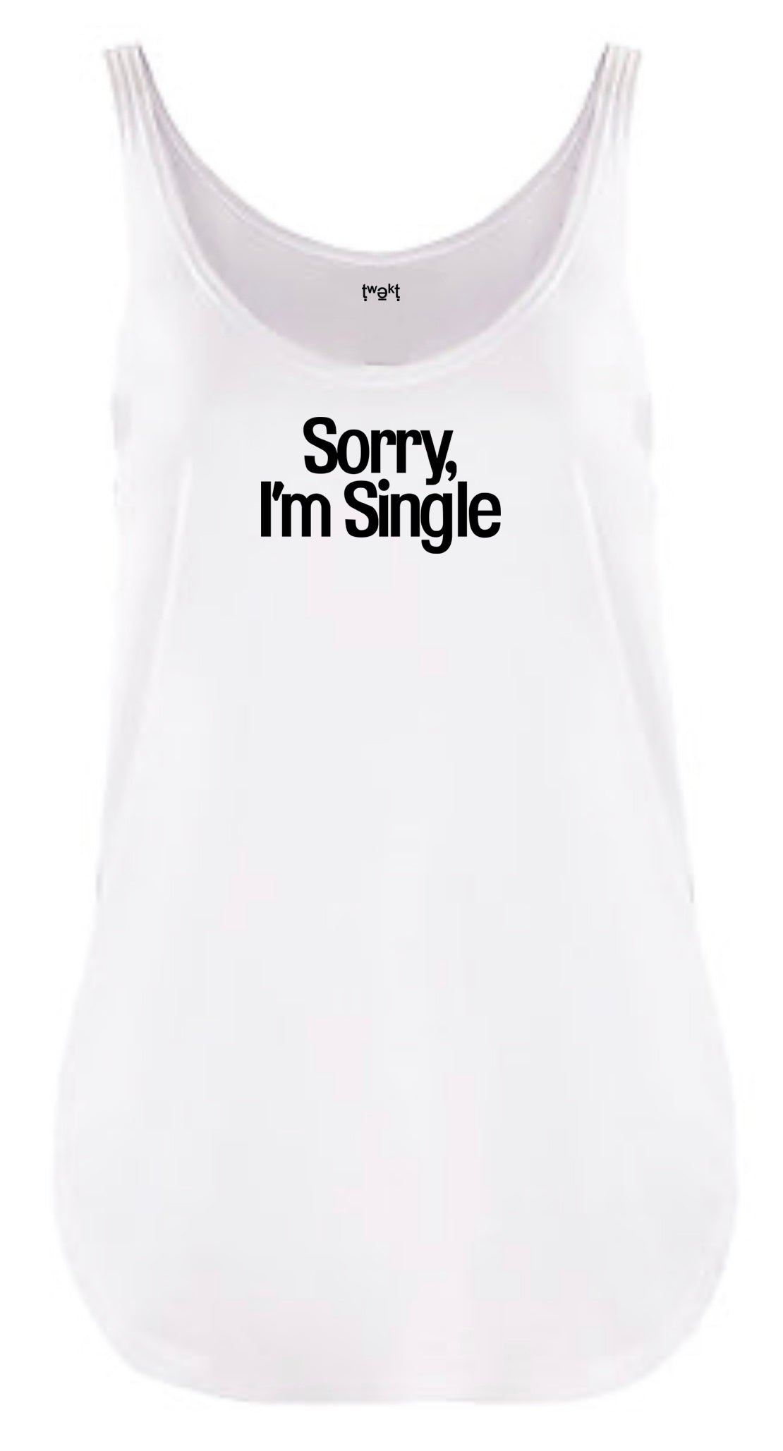 Sorry Single Women Festival Tank
