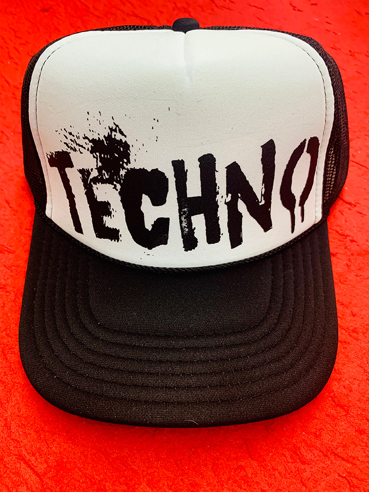 Techno 2 Trucker Hats