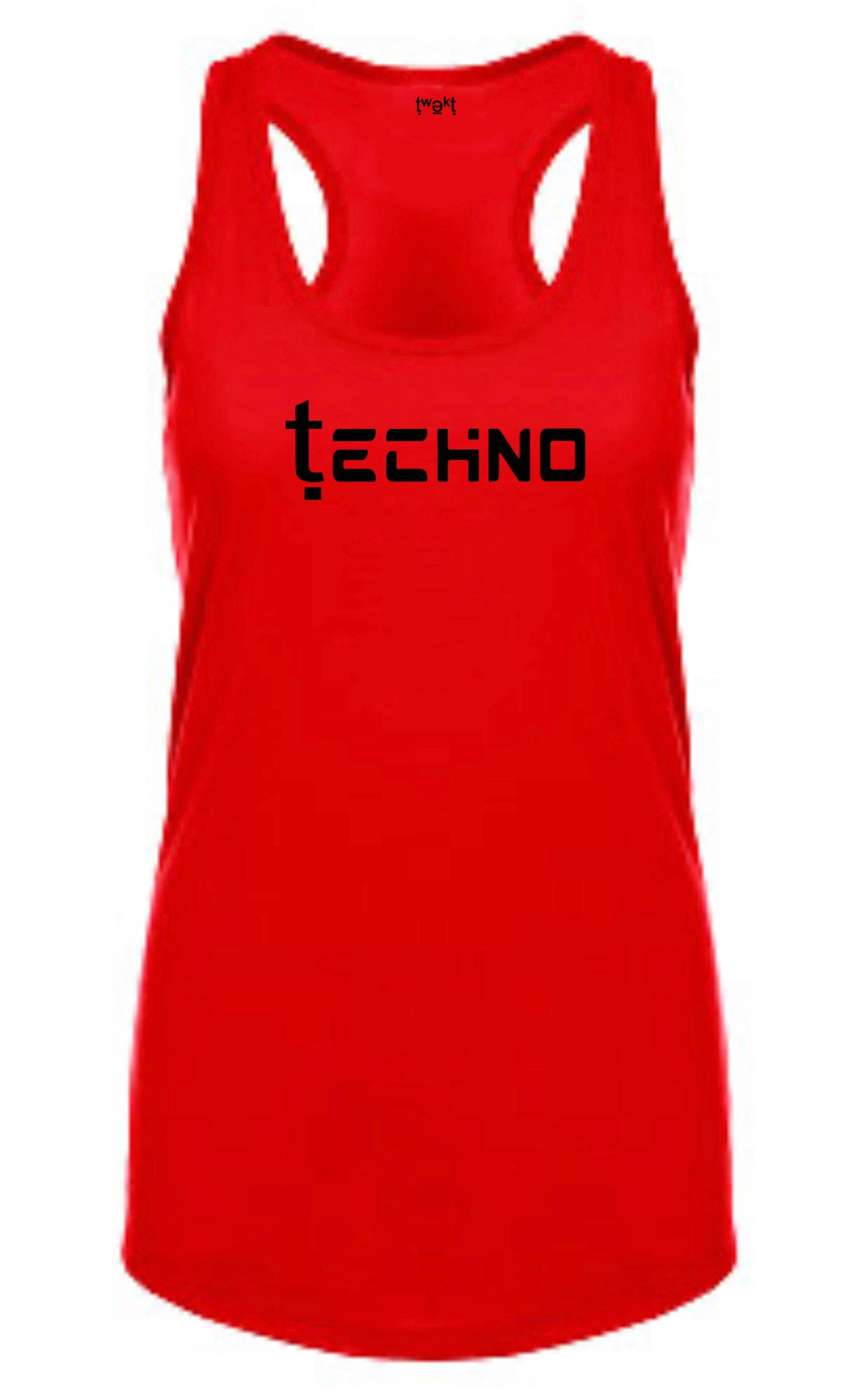 Techno Women Racerback