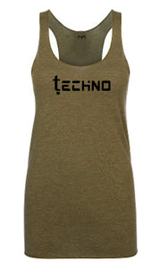 Techno Women Triblend Racer