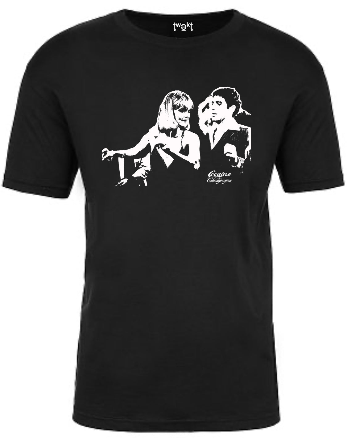 Tony's Moves Men T-shirt
