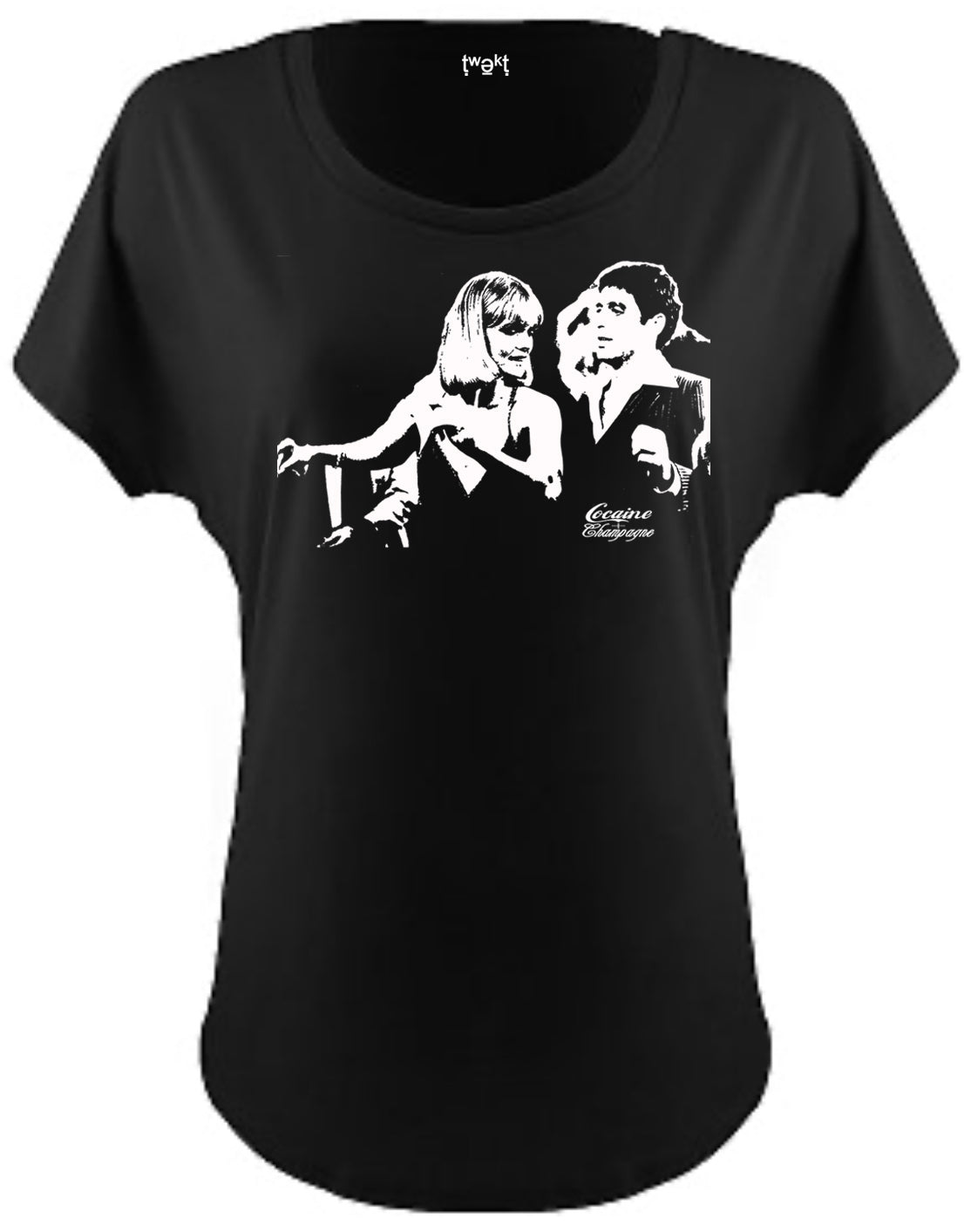 Tony's Moves Women Doman Tee