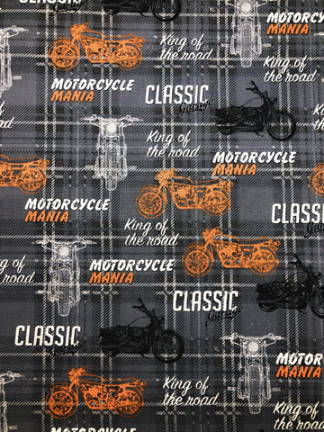 503 Motorcycle Mania